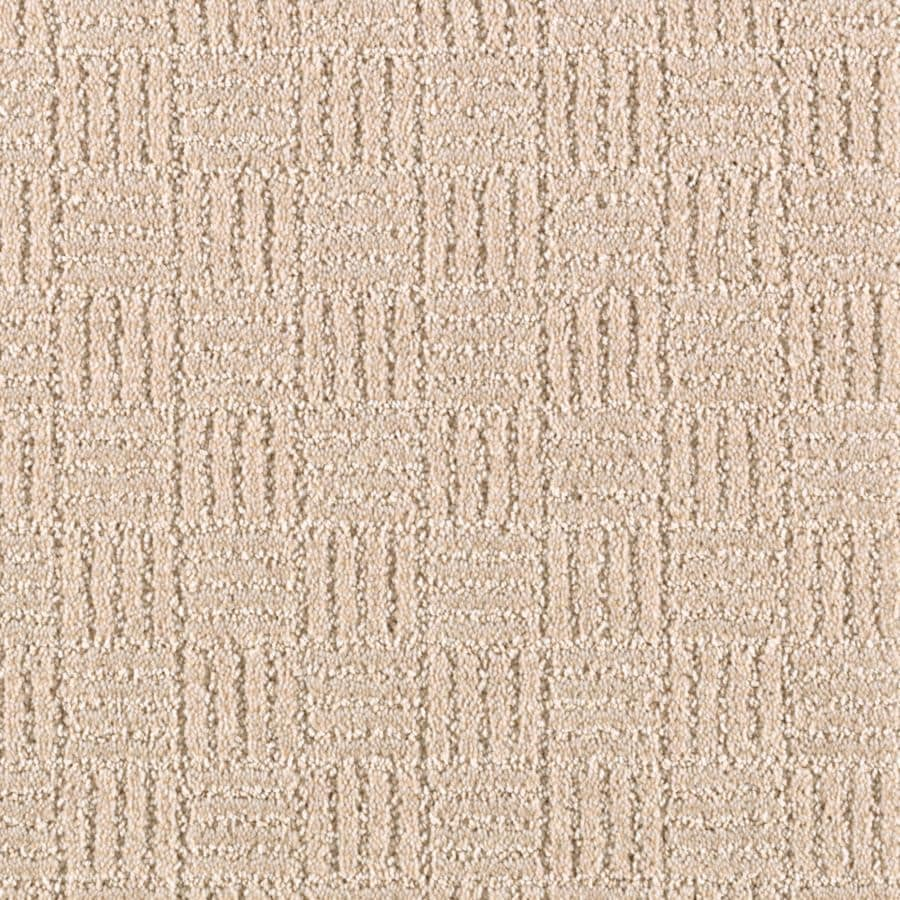 STAINMASTER Essentials Stylesboro Biscuit Carpet Sample