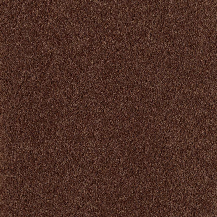 STAINMASTER Essentials Dream Big II Rocky Ridge Plush Carpet Sample