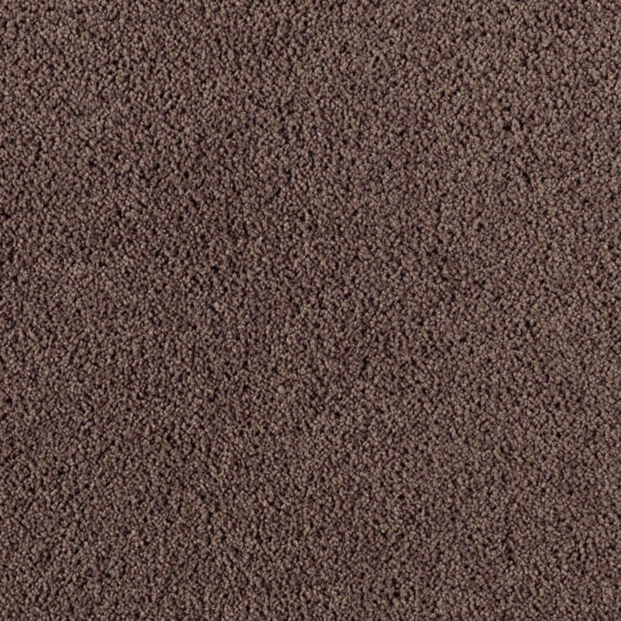 STAINMASTER Essentials Renewed Touch II Cobble Path Plush Carpet Sample