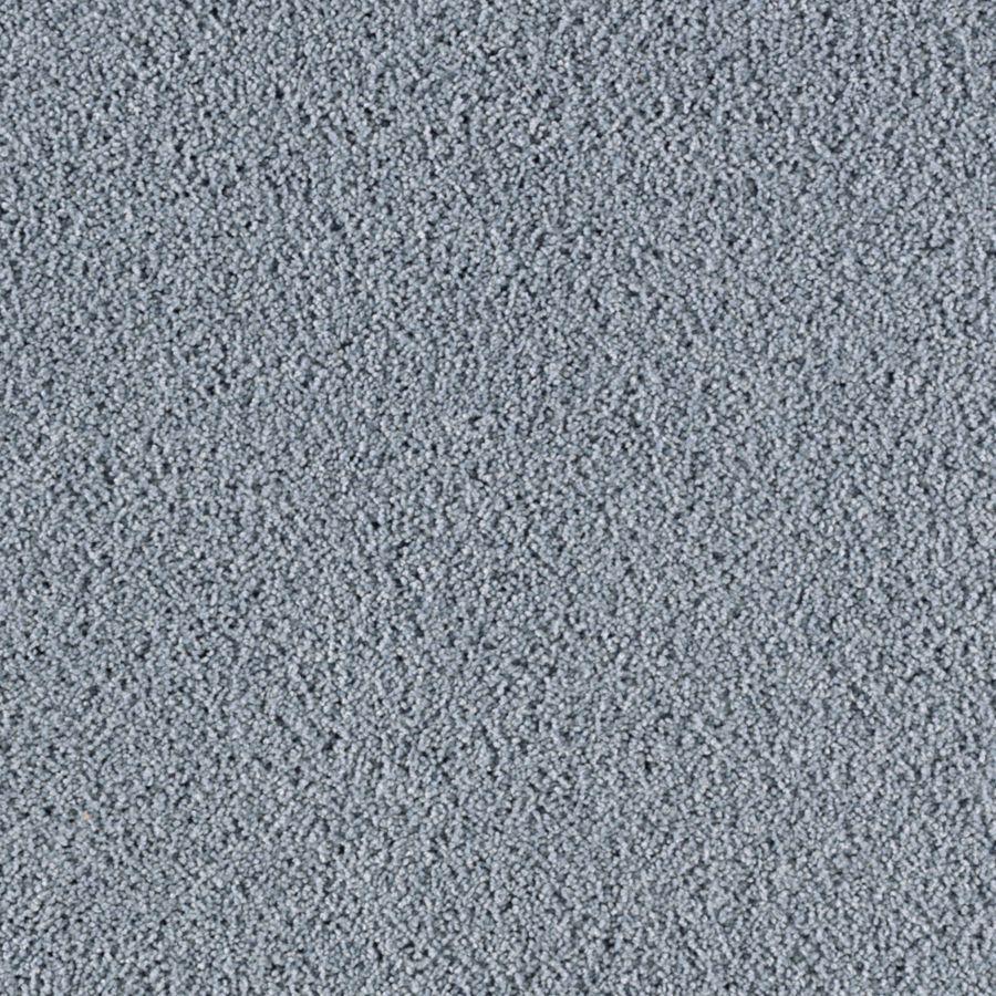 STAINMASTER Renewed Touch II Essentials Aruba Blue Plus Carpet Sample