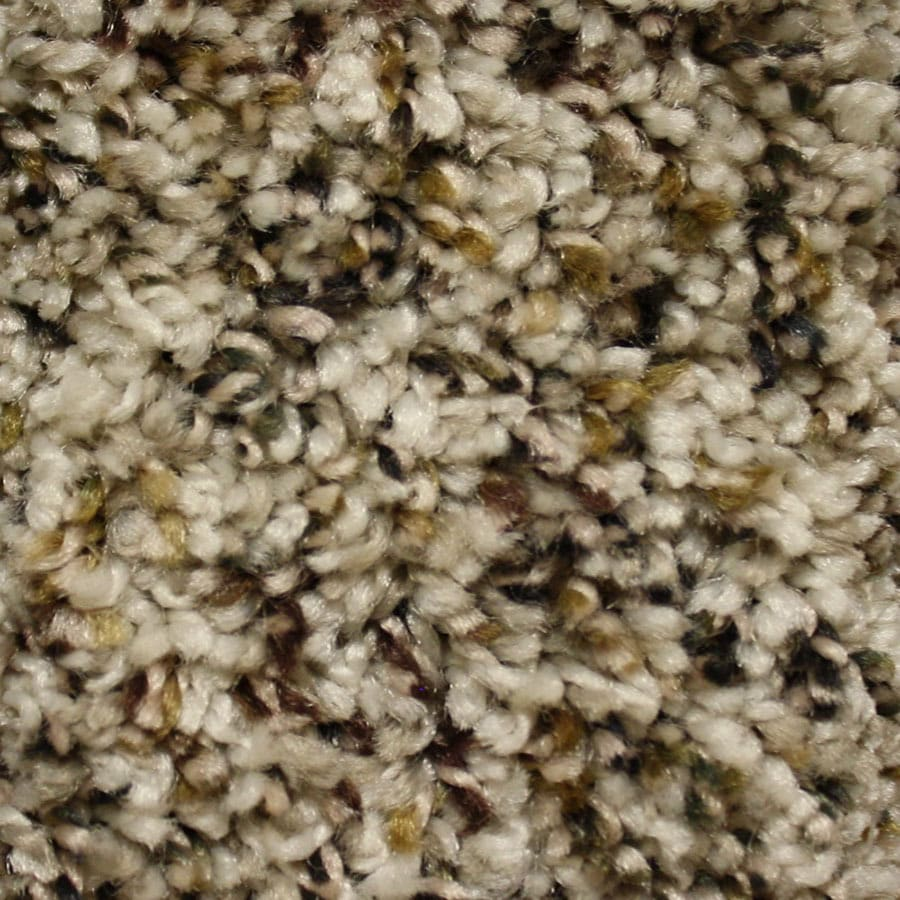 STAINMASTER Summer Essentials Landmark Plush Carpet Sample