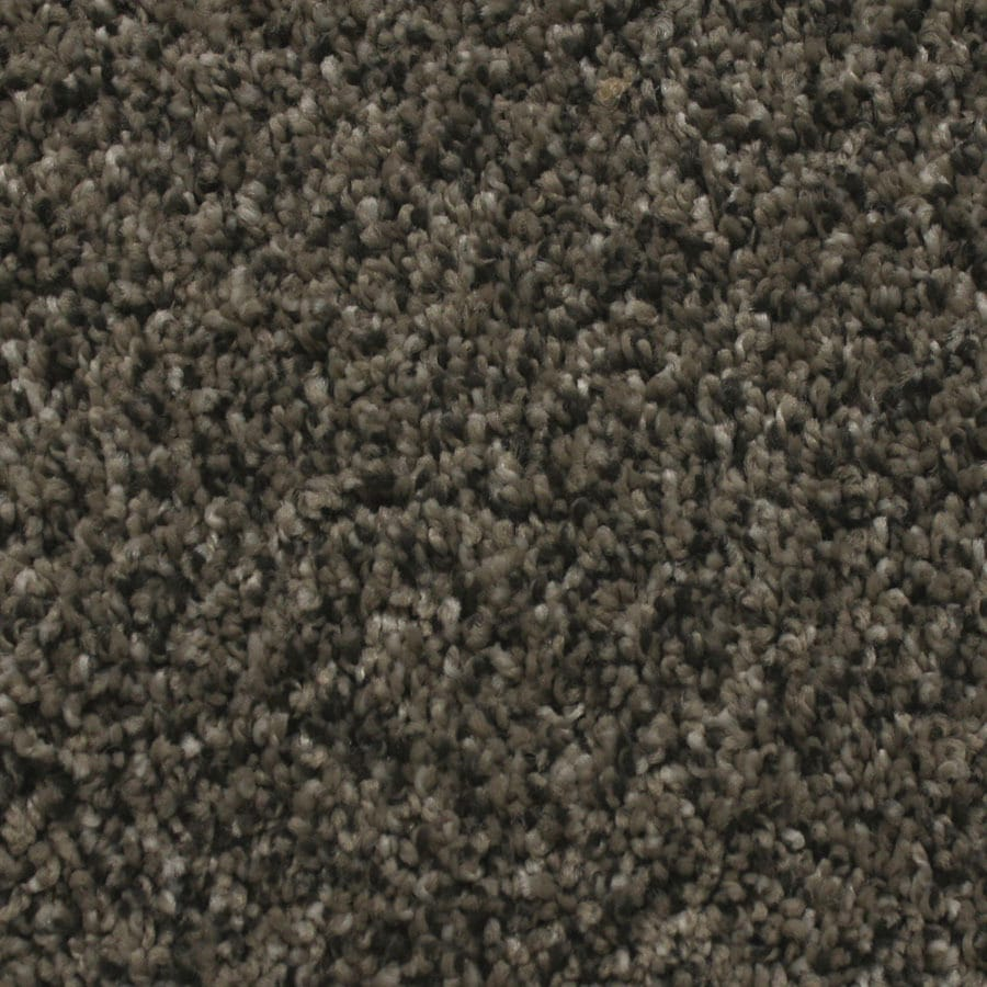 essentials nolin cool gray plush carpet sample at