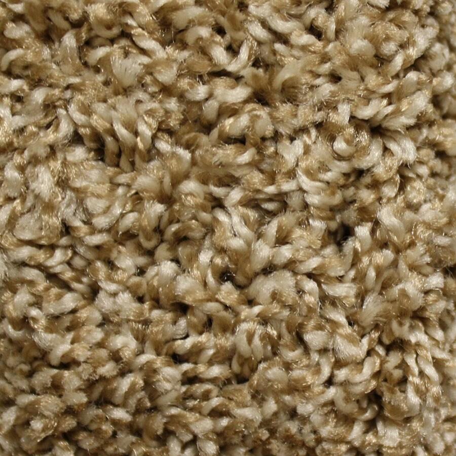 STAINMASTER Summer Express Essentials Railway Plush Carpet Sample