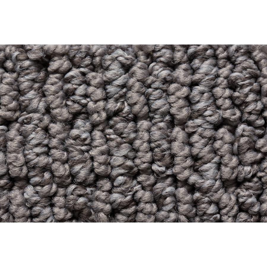 STAINMASTER Sojourn Active Family Dynamic Range Berber Carpet Sample