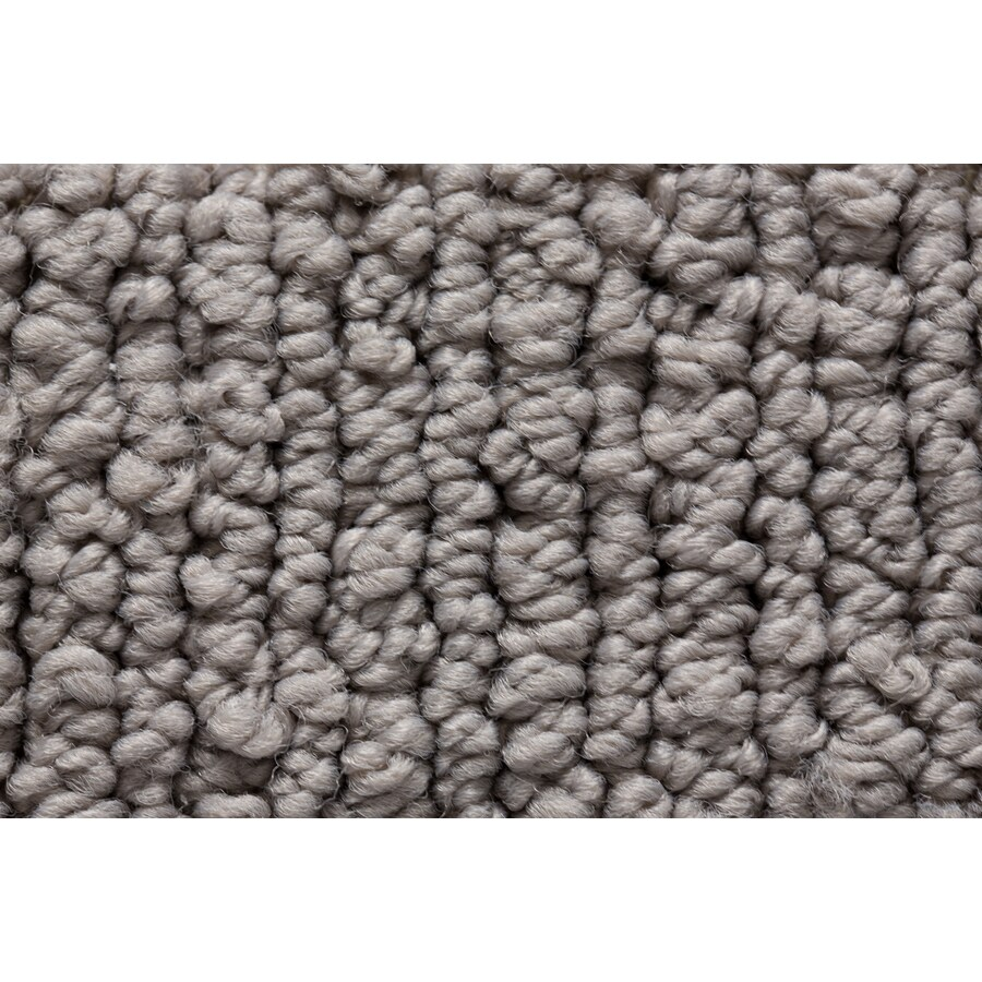 STAINMASTER Active Family Sojourn Elemental Berber/Loop Carpet Sample