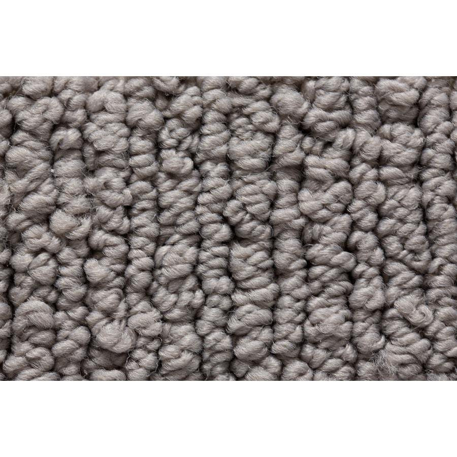 STAINMASTER Sojourn Active Family Elemental Berber Carpet Sample