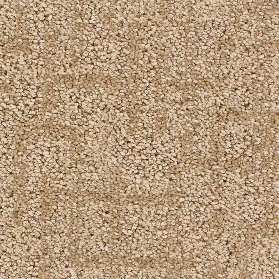 STAINMASTER Active Family Galaxy Atmosphere Berber/Loop Carpet Sample