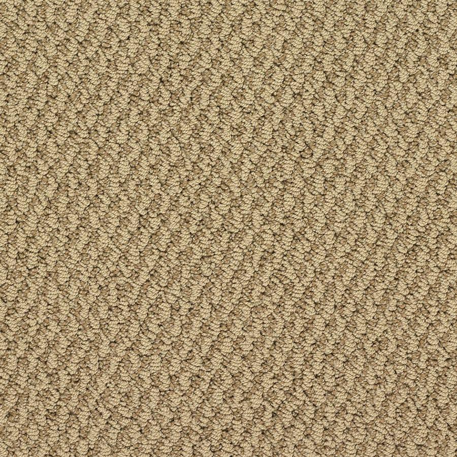 STAINMASTER Oracle Active Family Chrysler Bldg Berber Carpet Sample