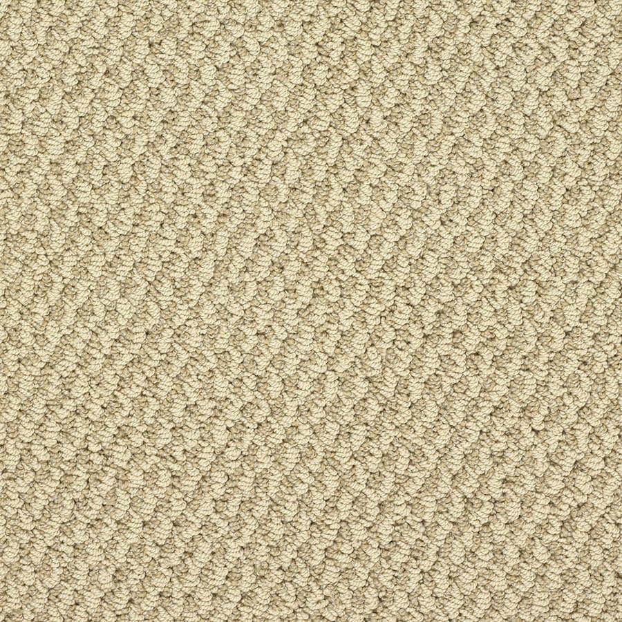 STAINMASTER Oracle Active Family Niagara Falls Berber Carpet Sample