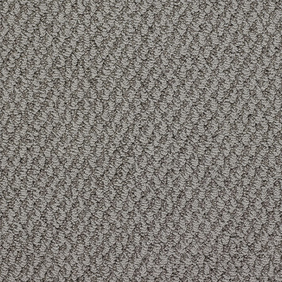 Stainmaster Oracle Active Family Hope Diamond Berber Carpet Sample