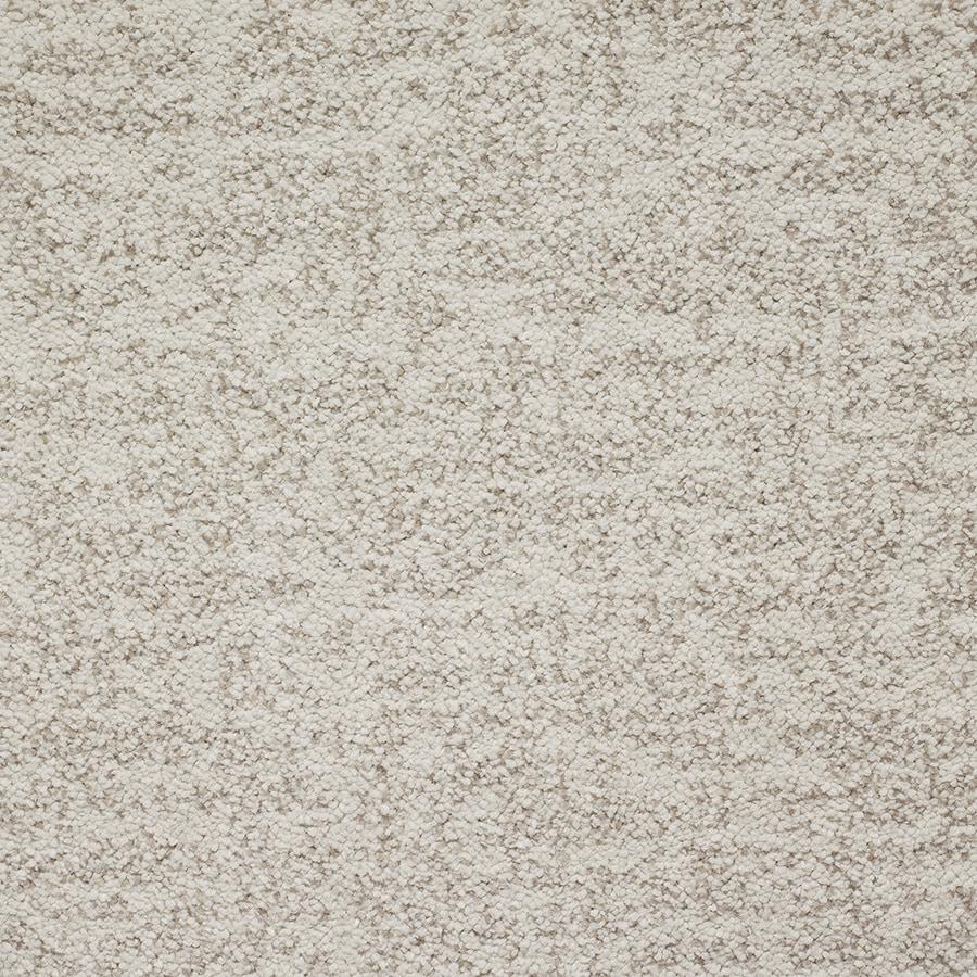 STAINMASTER TruSoft Espree Papyrus Berber/Loop Carpet Sample