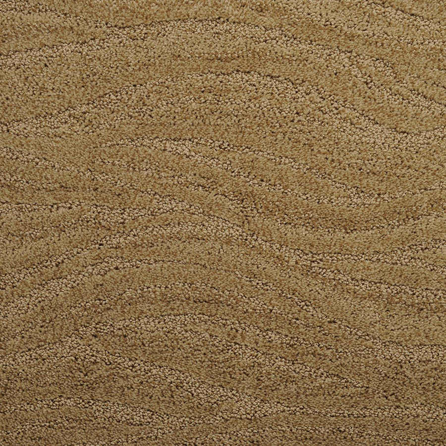 STAINMASTER Active Family Rutherford Oiled Leather Carpet Sample
