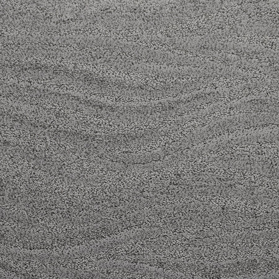 STAINMASTER Rutherford Active Family Bluegrass Cut and Loop Carpet Sample