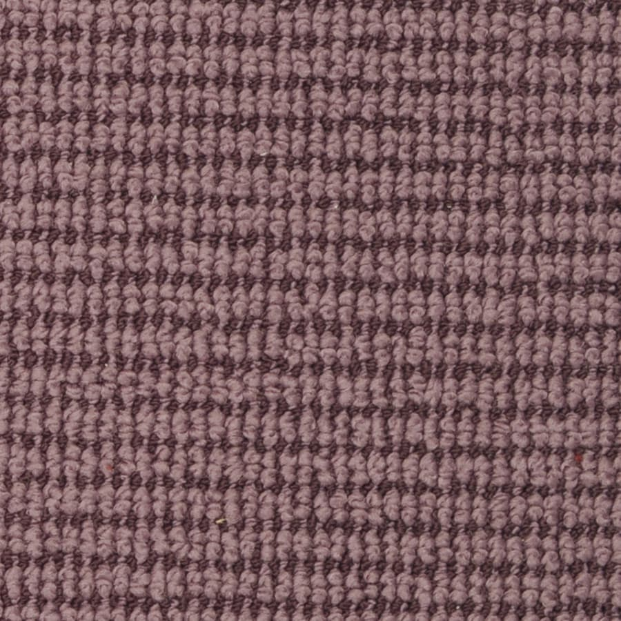 STAINMASTER Morning Glory Active Family Deep Pongee Berber Carpet Sample