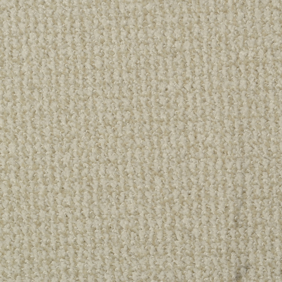 STAINMASTER Morning Jewel Active Family Victoria Cut and Loop Carpet Sample