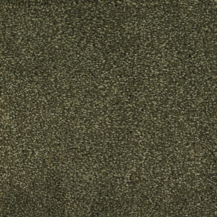 STAINMASTER Shafer Valley Trusoft Green Plus Carpet Sample