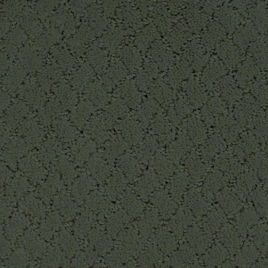 STAINMASTER TruSoft Galesburg Green Carpet Sample