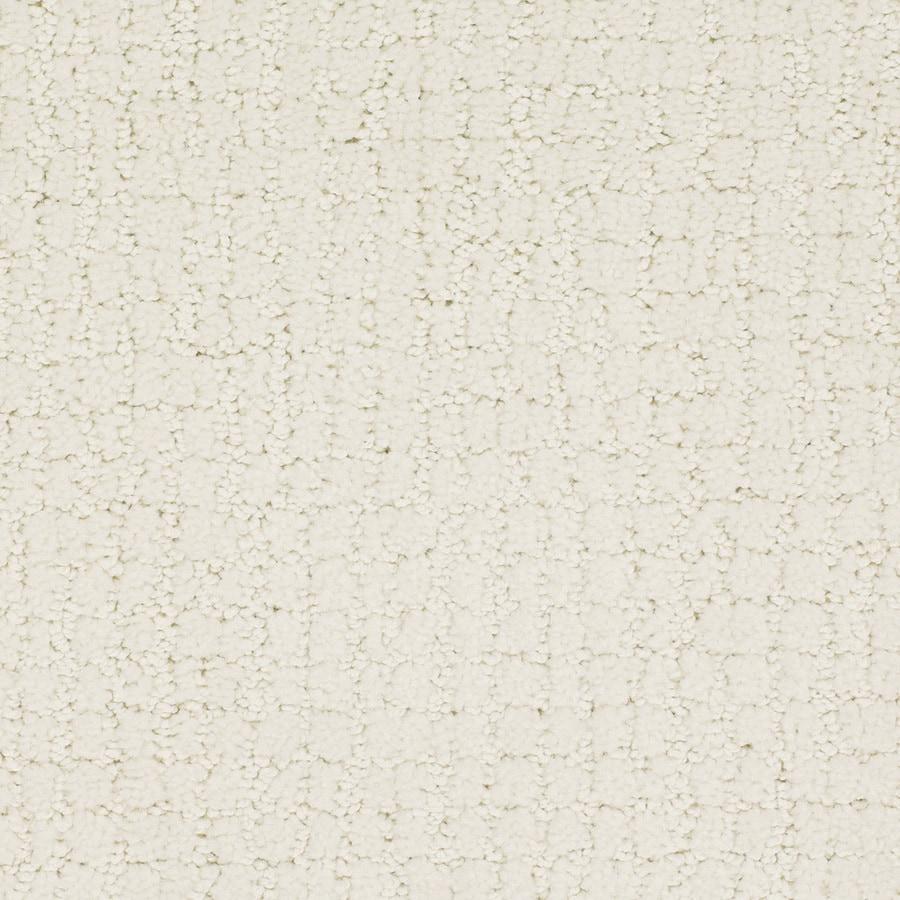 STAINMASTER TruSoft Perpetual Cream/Beige/Almond Carpet Sample