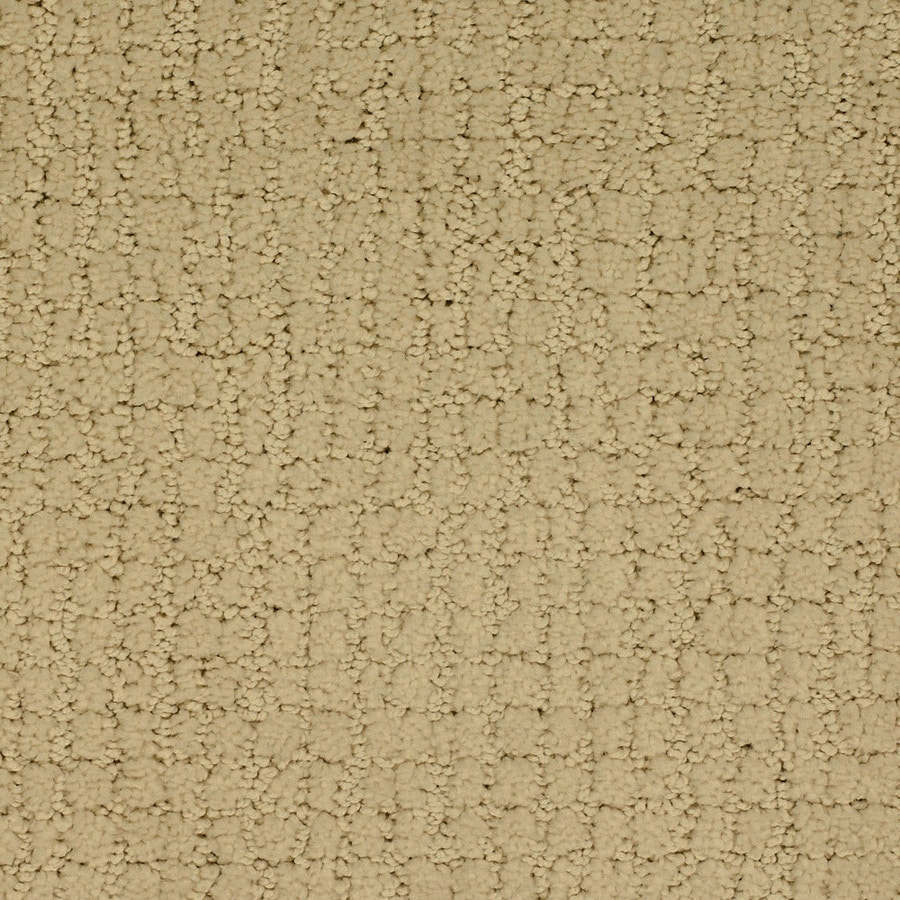 STAINMASTER TruSoft Perpetual Yellow/Gold Carpet Sample