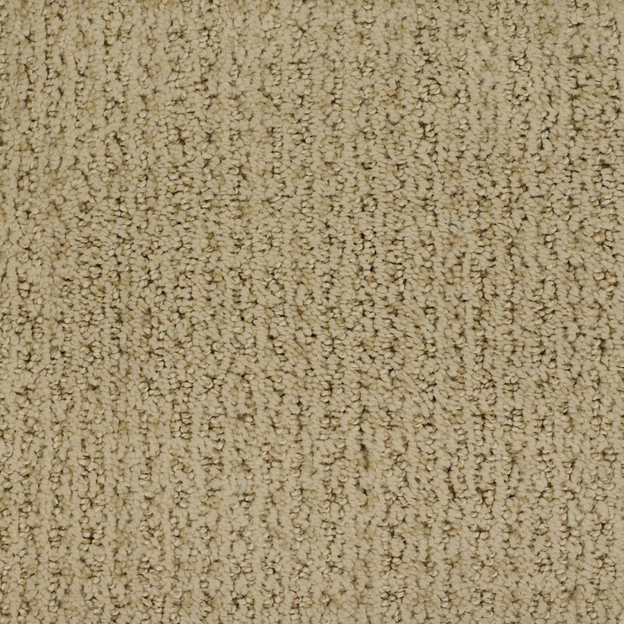 STAINMASTER TruSoft Salena Yellow/Gold Carpet Sample