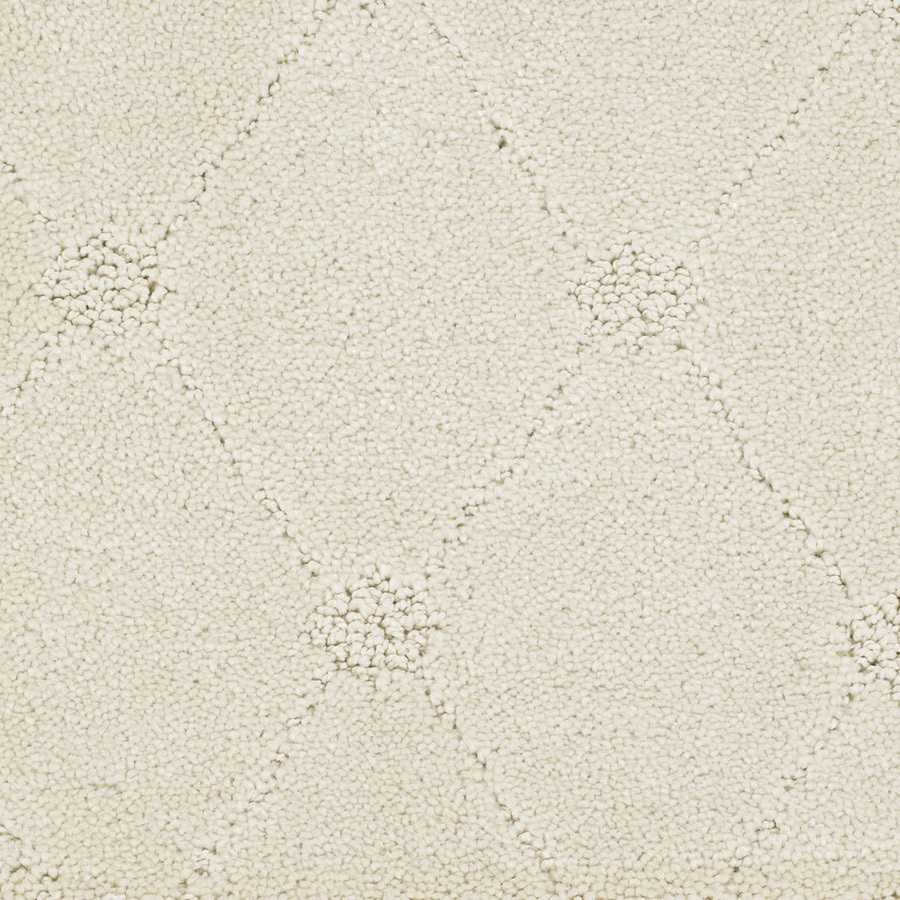 STAINMASTER TruSoft Columbia Valley Cream/Beige/Almond Carpet Sample