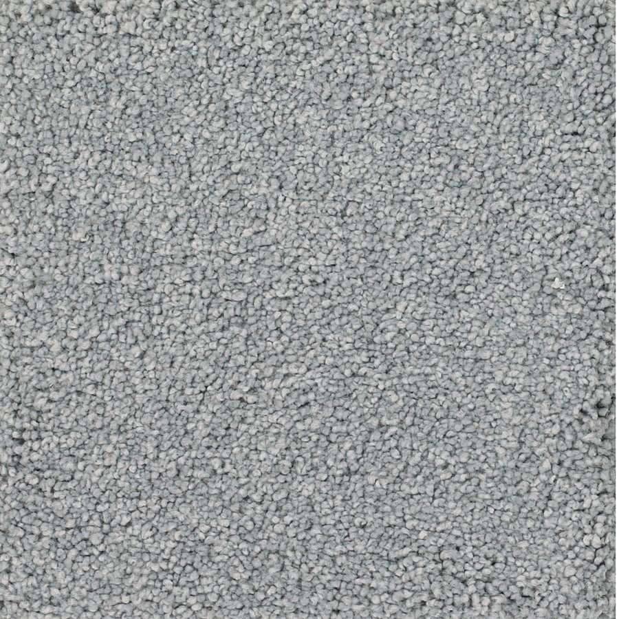 STAINMASTER TruSoft Pomadour Gray/Silver Carpet Sample