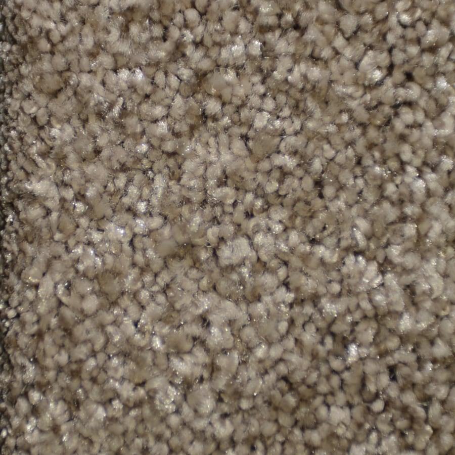 STAINMASTER Clearman Estates TruSoft Art Deco Plush Carpet Sample