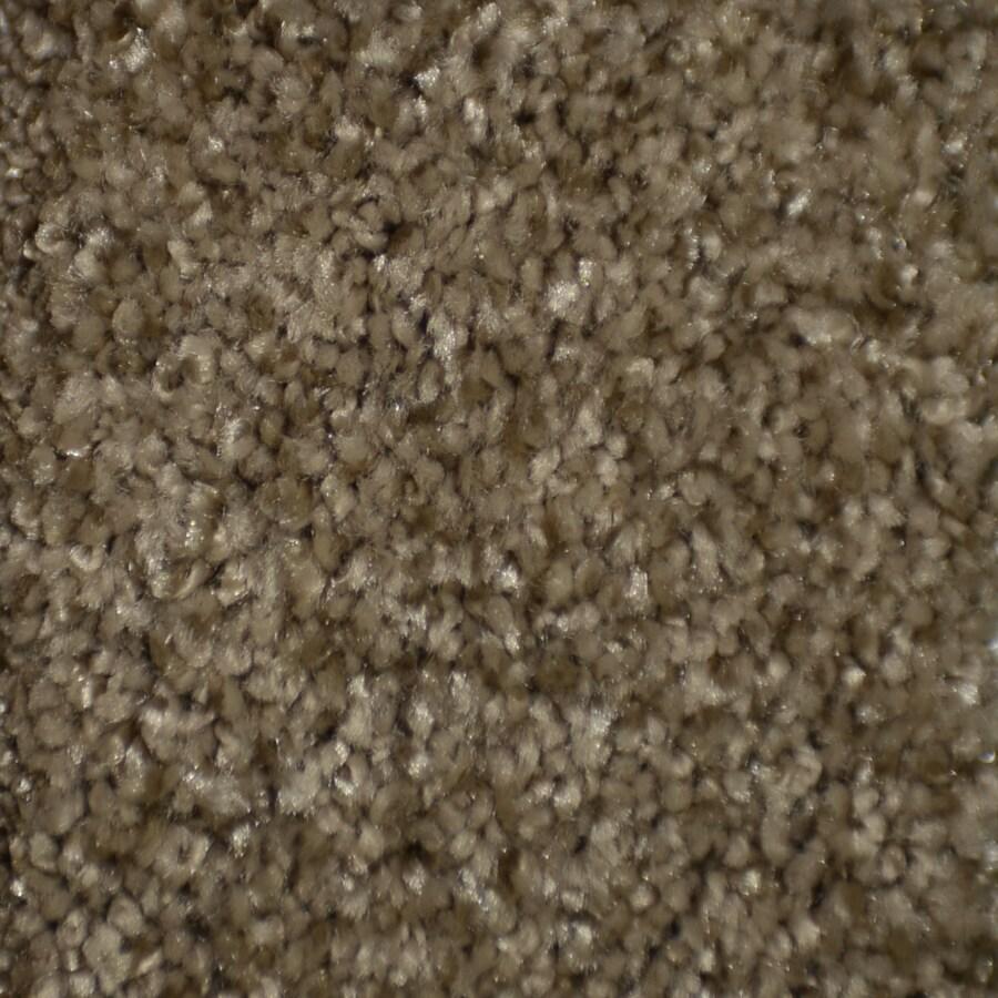 STAINMASTER TruSoft Clearman Estates Pinwale Plush Carpet Sample
