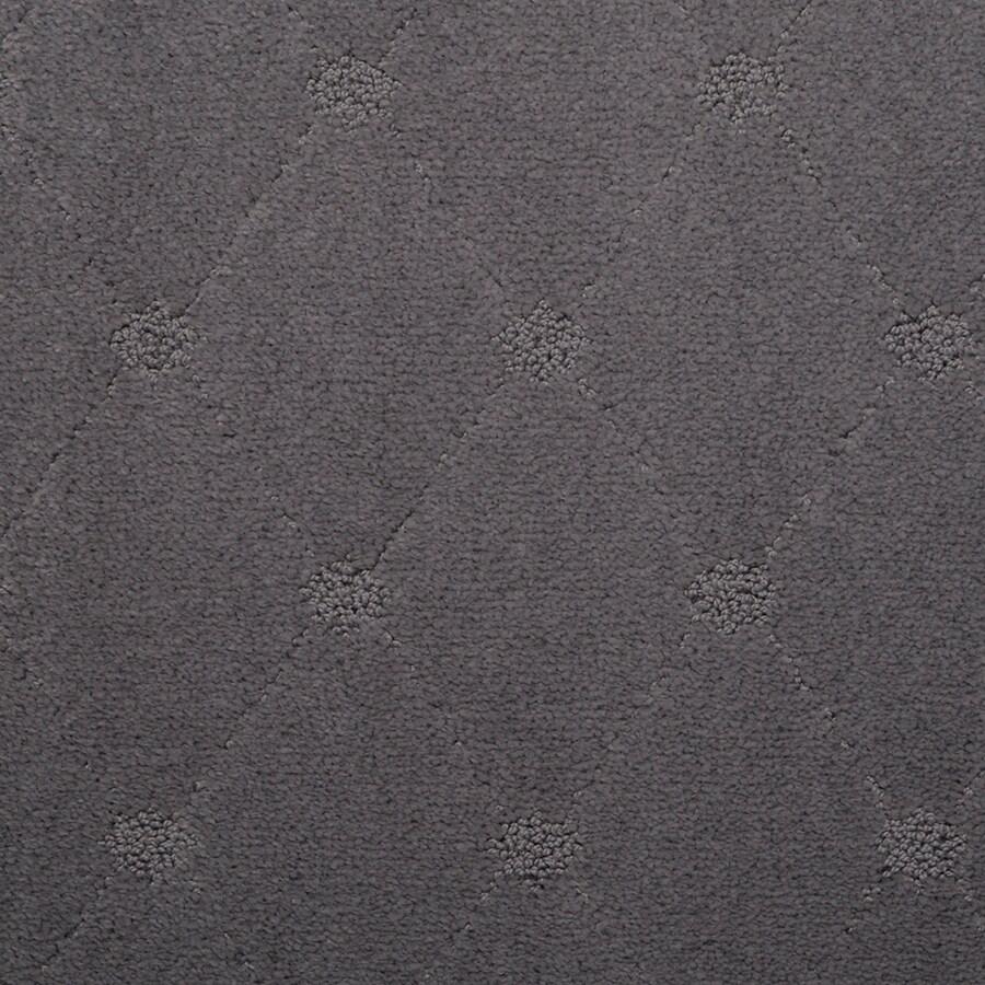 STAINMASTER Hunts Corner TruSoft Diatonic Cut and Loop Carpet Sample