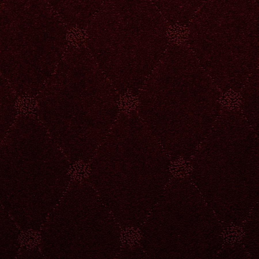 STAINMASTER TruSoft Hunts Corner Sienna Berber/Loop Carpet Sample