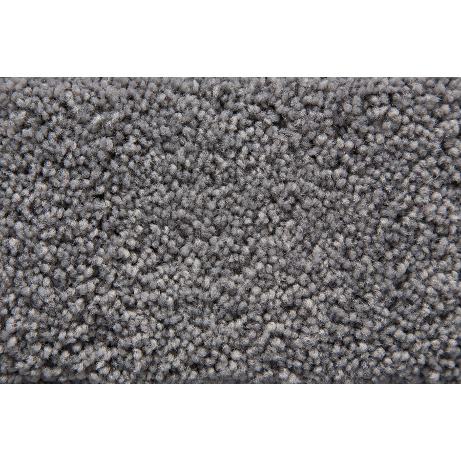 STAINMASTER Savoy Active Family Nebulous Plush Carpet Sample