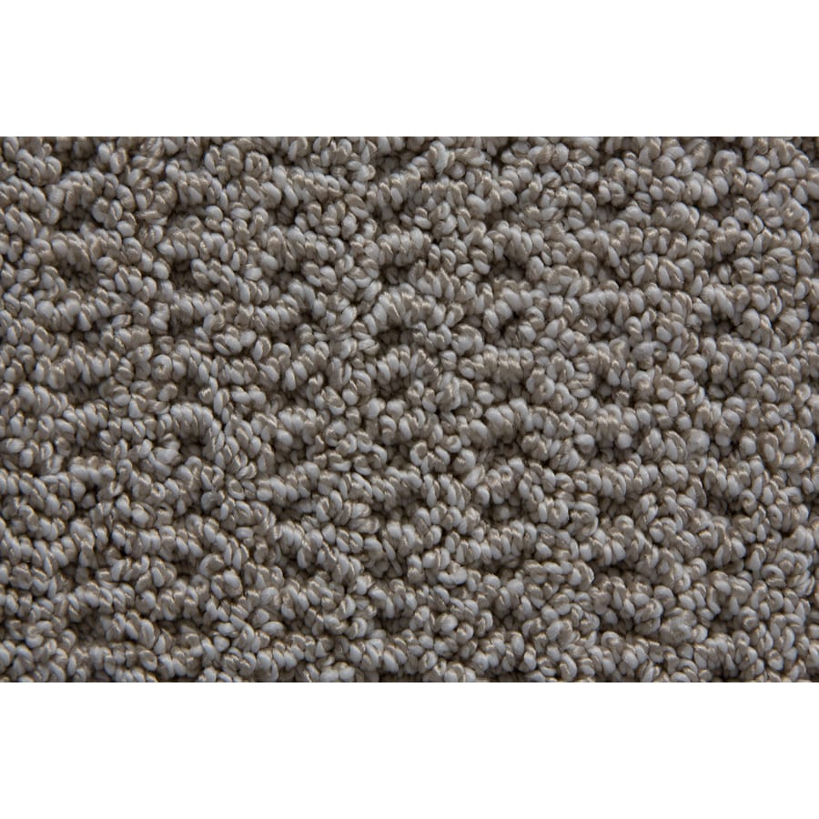 STAINMASTER Compassion TruSoft Hampton Berber Carpet Sample
