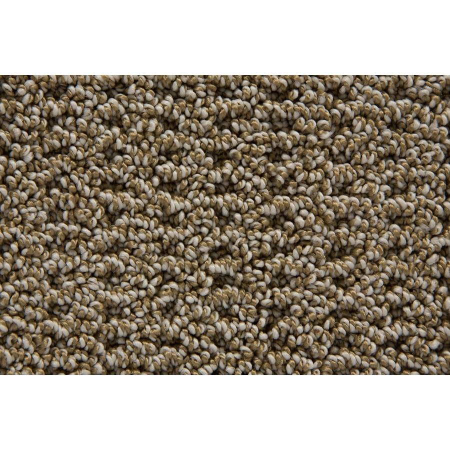 STAINMASTER Compassion TruSoft Sandstone Berber Carpet Sample