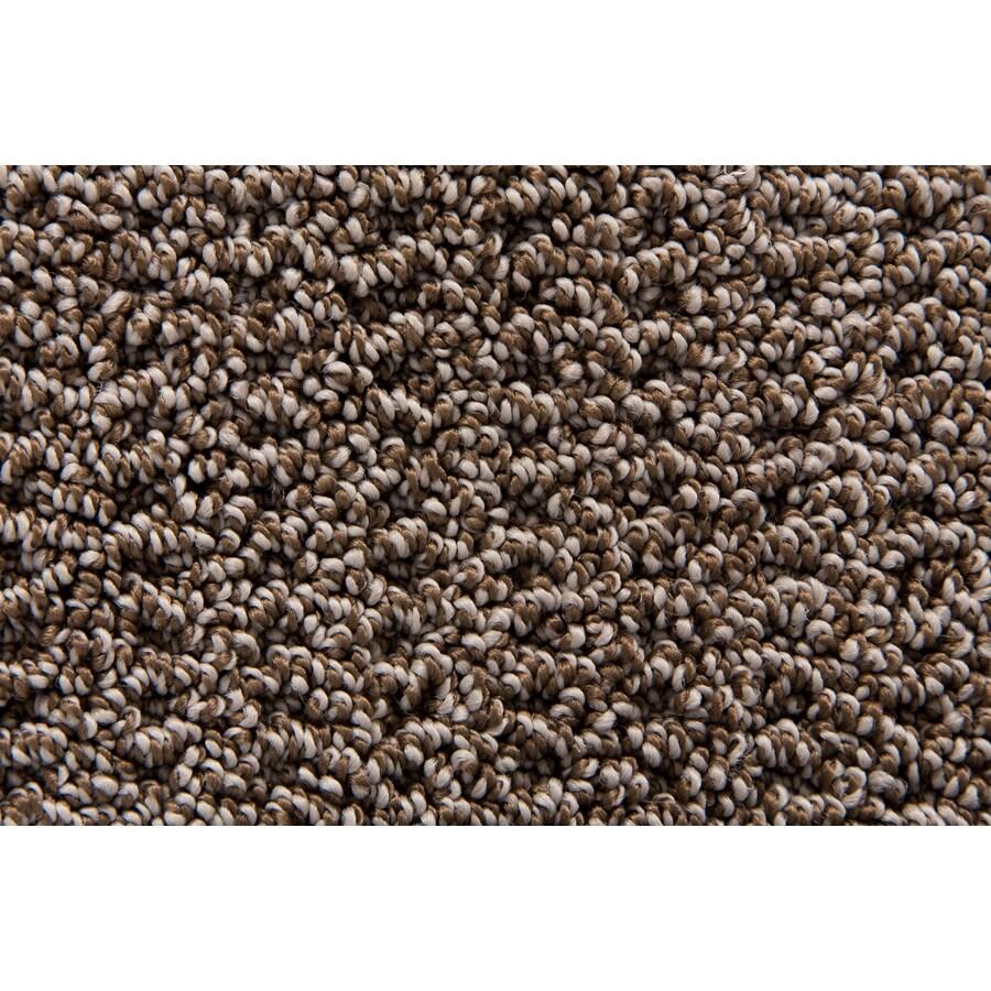 STAINMASTER Compassion TruSoft Burlwood Berber Carpet Sample