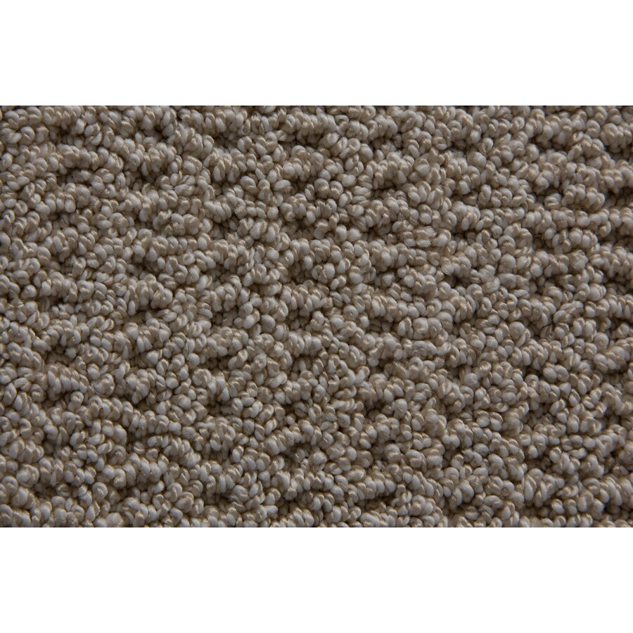 STAINMASTER Merriment TruSoft Antique Berber Carpet Sample