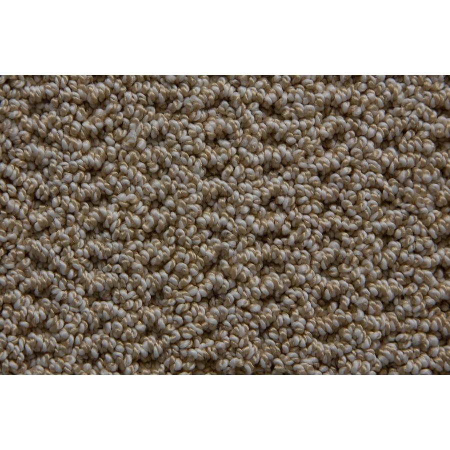 STAINMASTER TruSoft Merriment Milkshake Carpet Sample