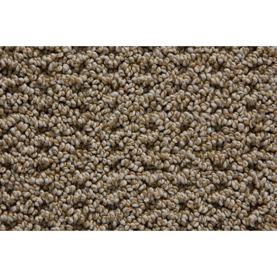 STAINMASTER Merriment TruSoft Sundance Berber Carpet Sample