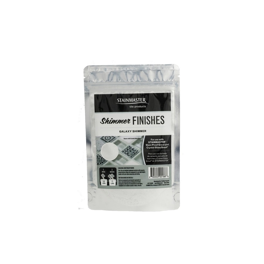 STAINMASTER Galaxy Shimmer 2.6-oz Glitter Grout Flakes