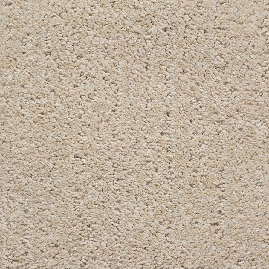 STAINMASTER PetProtect Duchess Snoopy Berber/Loop Carpet Sample