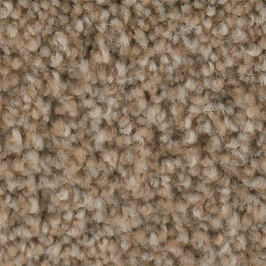 STAINMASTER Active Family Wade Pool II Beige Glow Carpet Sample