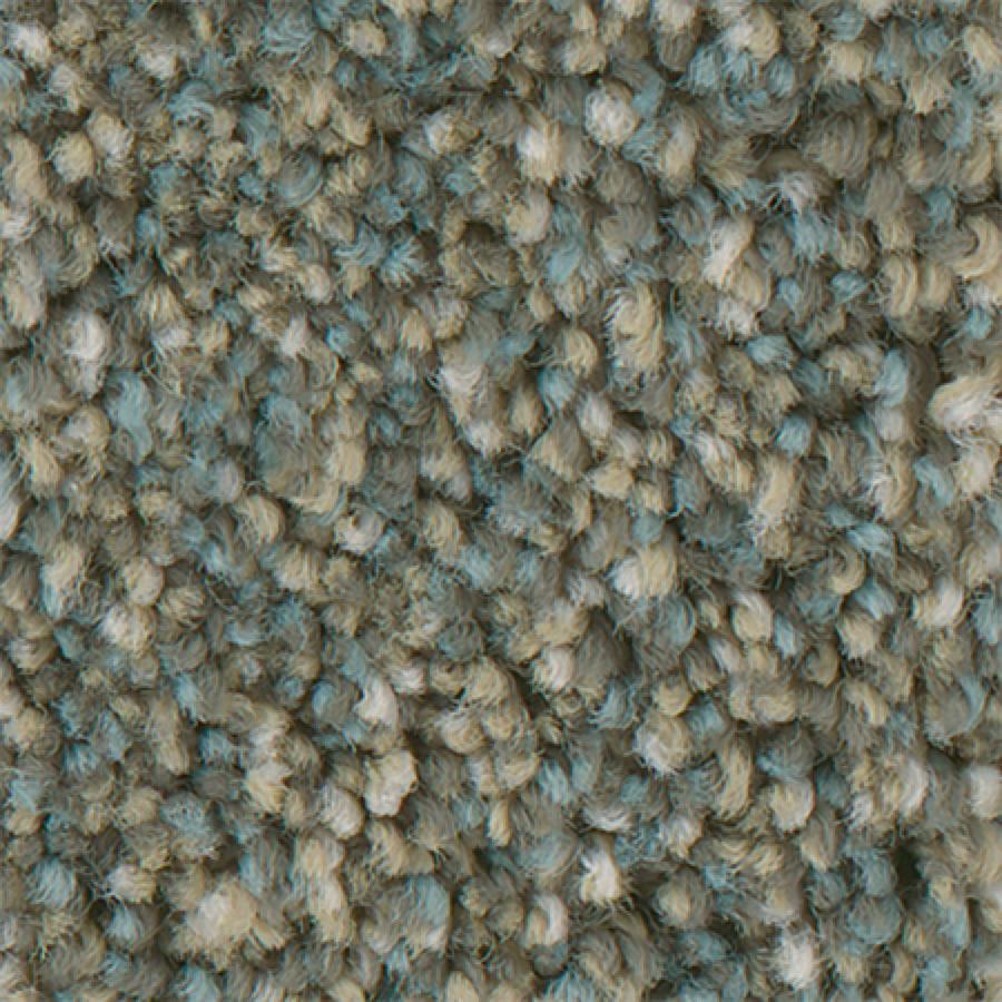 STAINMASTER PetProtect Mineral Bay II 12-FT Lagoon Carpet Sample