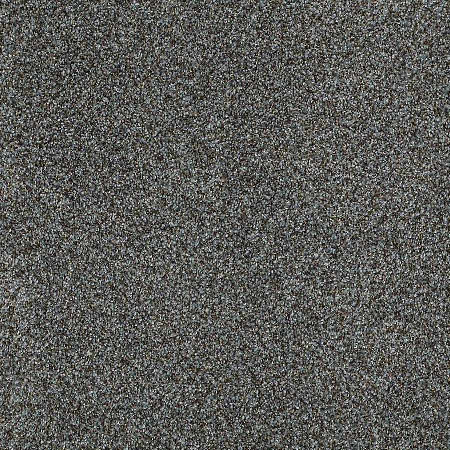 STAINMASTER PetProtect Shameless I Misty Blue Carpet Sample