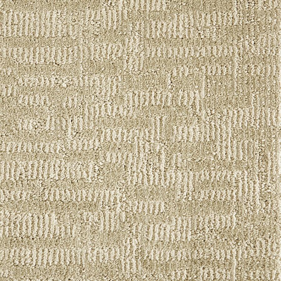 STAINMASTER PetProtect Navigator Biscuit Carpet Sample