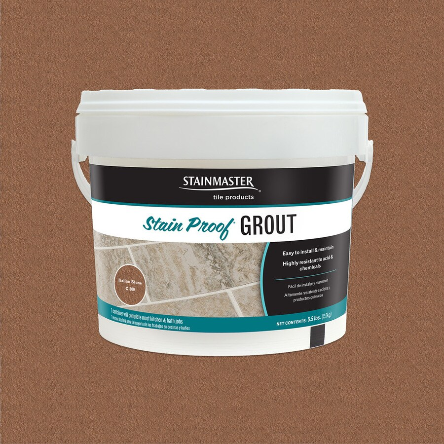 STAINMASTER Classic 5.5-lb Italian Stone Sanded/Unsanded Epoxy Grout