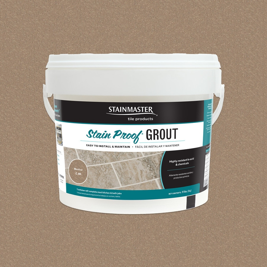 STAINMASTER Classic 11 Pound(S) Neutral Sanded/Unsanded Powder Grout