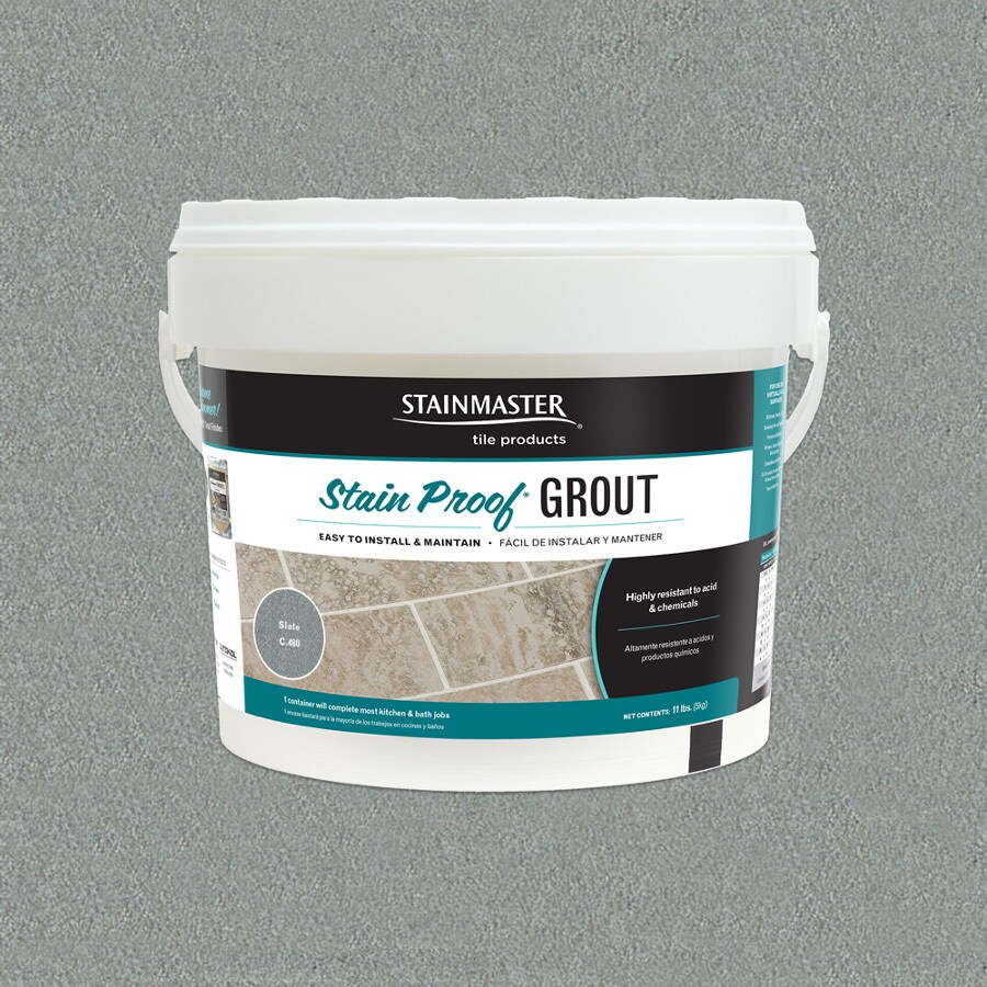 STAINMASTER Classic 11 Pound(S) Slate Sanded/Unsanded Powder Grout