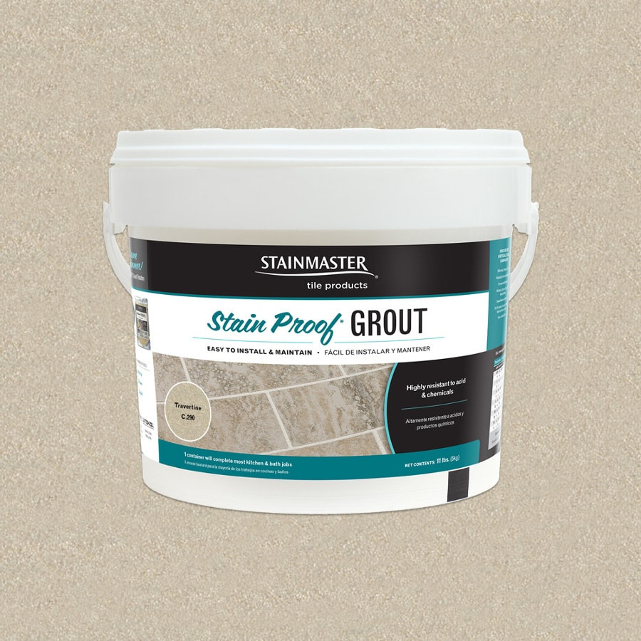 STAINMASTER Classic 11 Pound(S) Travertine Sanded/Unsanded Powder Grout