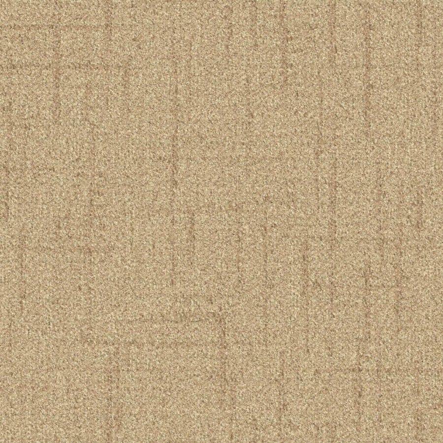 STAINMASTER Essentials Stature Sugar Cookie Carpet Sample