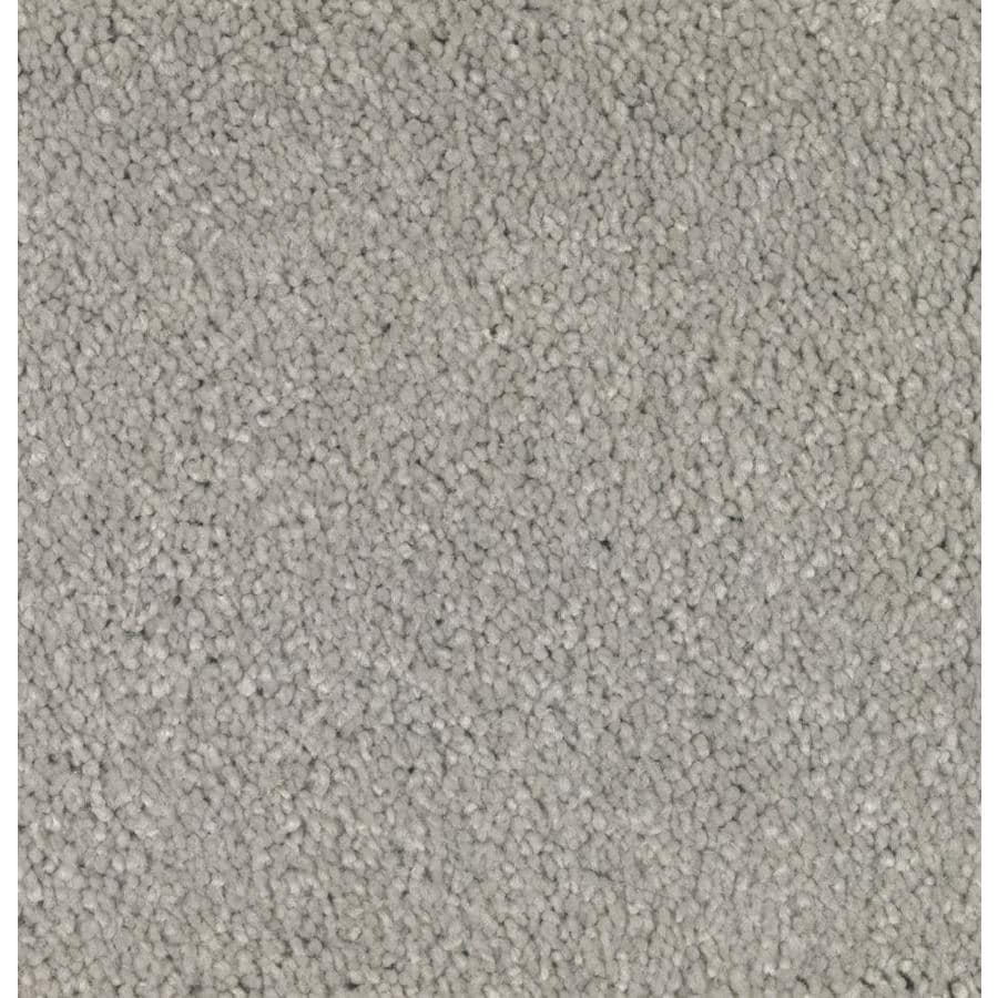 STAINMASTER Essentials Decor Flair Soapstone Plush Carpet Sample