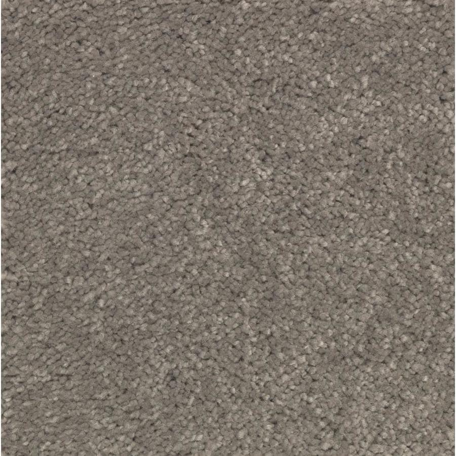 Shop stainmaster essentials decor flair perfect taupe for Taupe color carpet